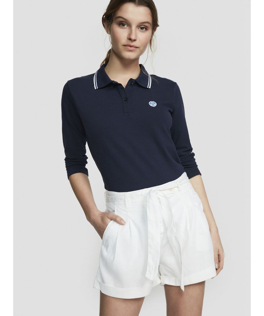 Image for Cotton And Linen Shorts