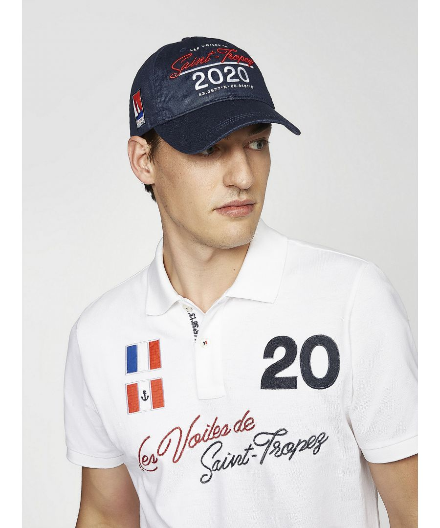 Image for Saint-Tropez Baseball Cap