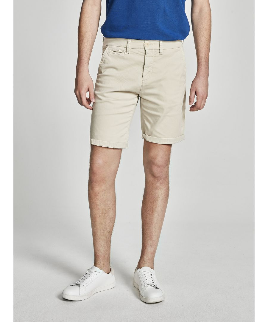 Image for Gabardine Chino Shorts