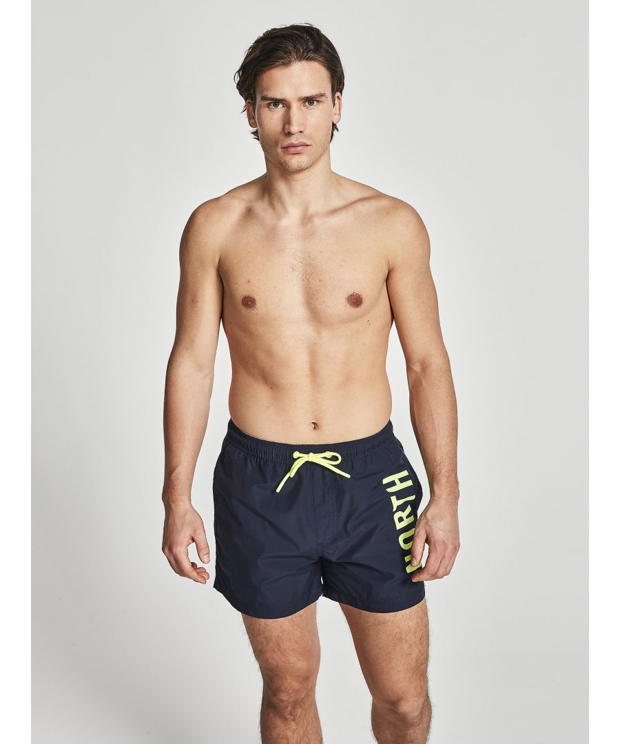Image for Swim Shorts In Cotton And Nylon