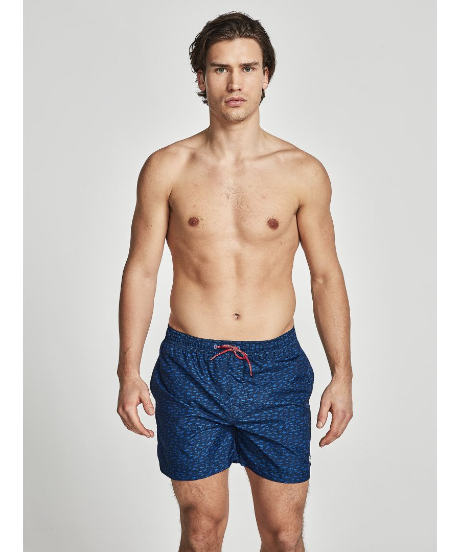 Image for Swim Shorts In Recycled Fabric