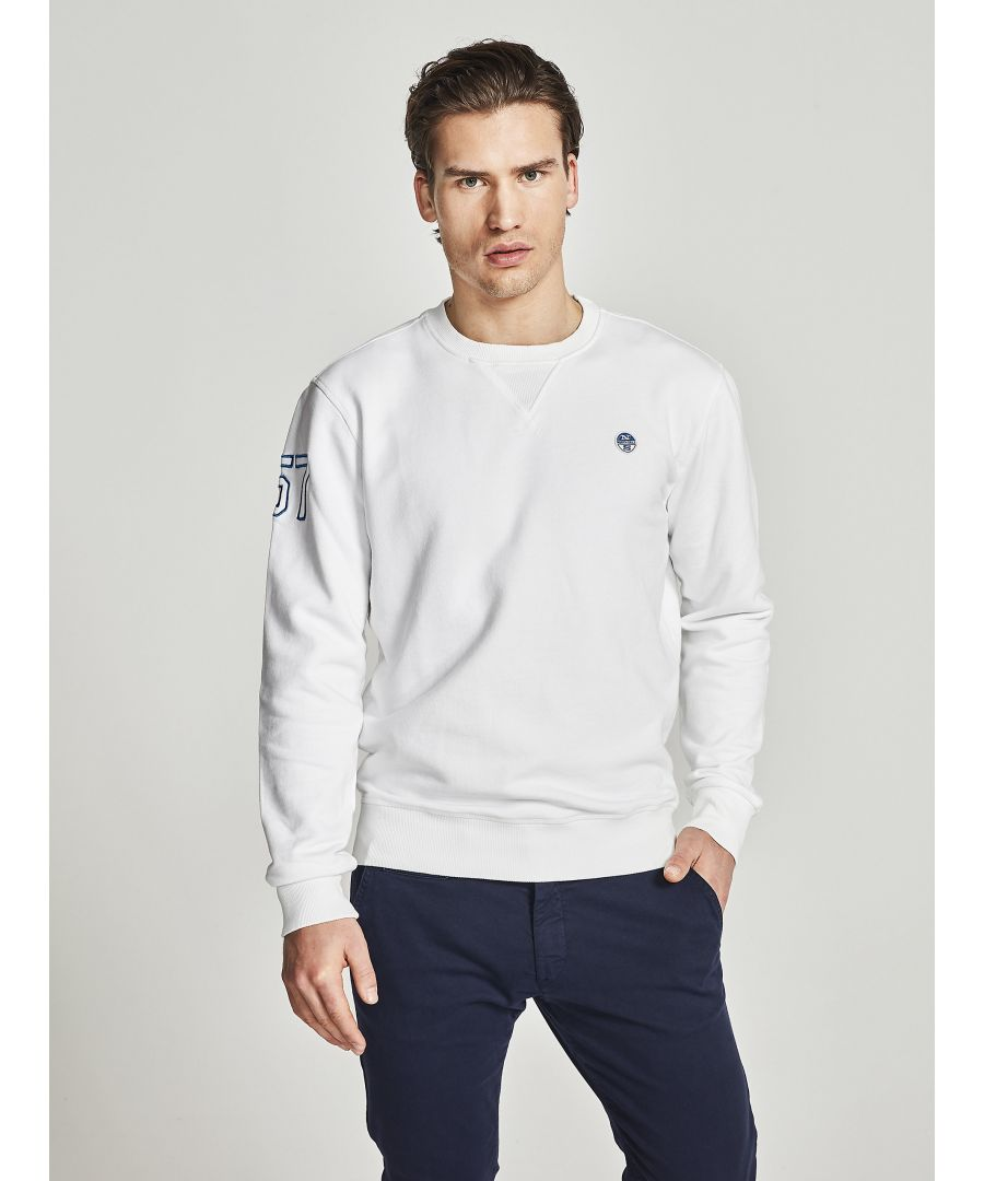 Image for Cotton Jersey Sweatshirt