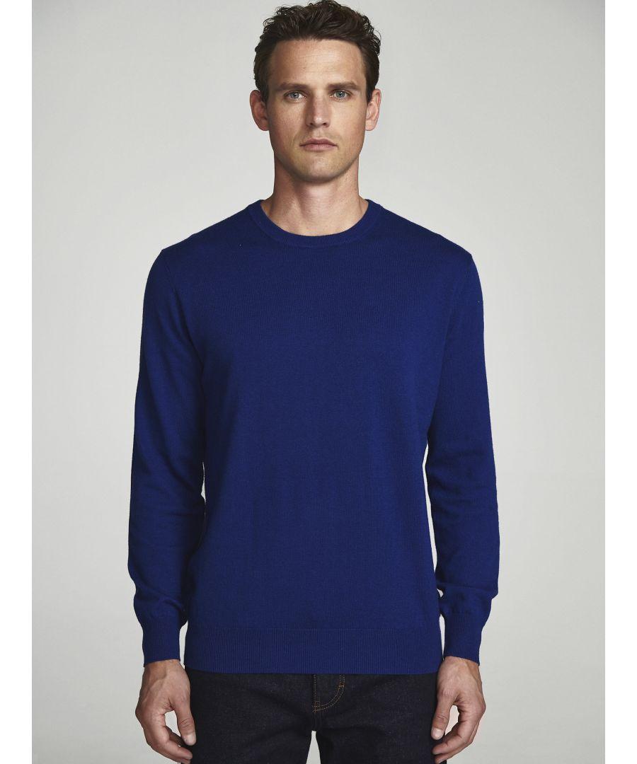 Image for Wool-Cotton Blend Jumper