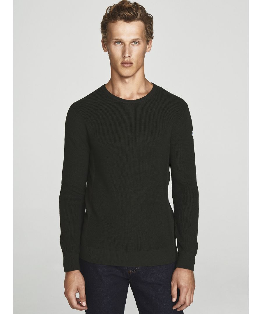 Image for Ribbed Wool Jumper