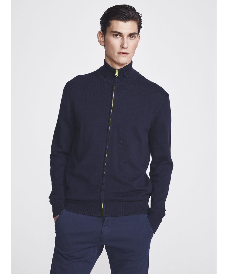 Image for Zip-Up Cardigan