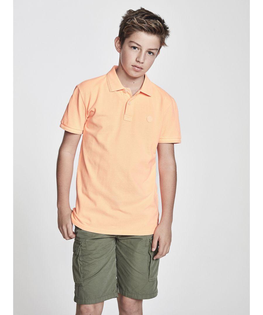 Image for Cotton Piqué Polo Shirt