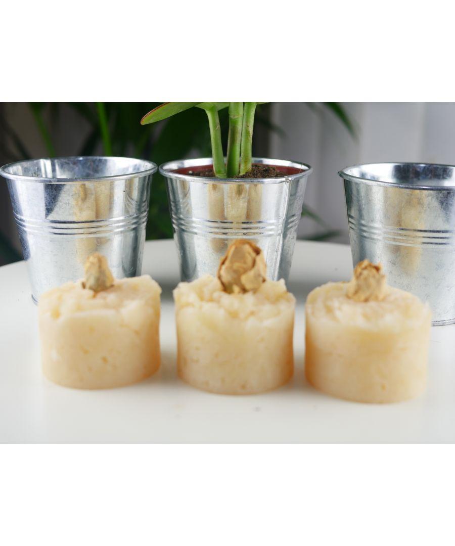 Image for 100% Natural & Vegan Friendly Soap Set - Lemongrass & Bergamot