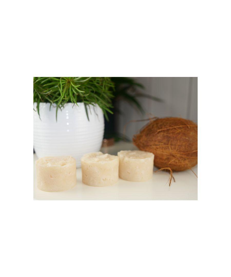Image for 100% Natural & Vegan Friendly Soap Set - Vanilla & Sandalwood