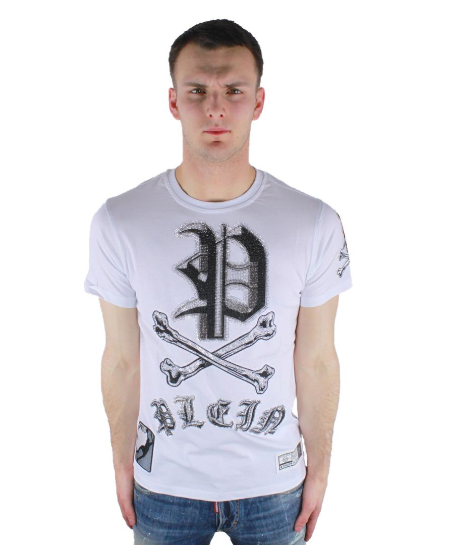 Image for Philipp Plein Mint MTK0306 01 T-Shirt