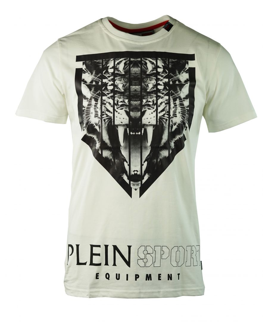 Image for Philipp Plein Sport Wizard MTK0563 01 T-Shirt