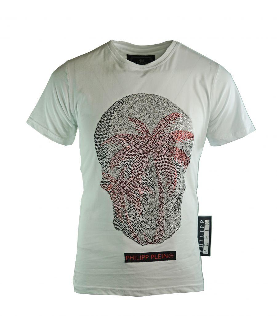 Image for Philipp Plein MTK3070 01 T-Shirt