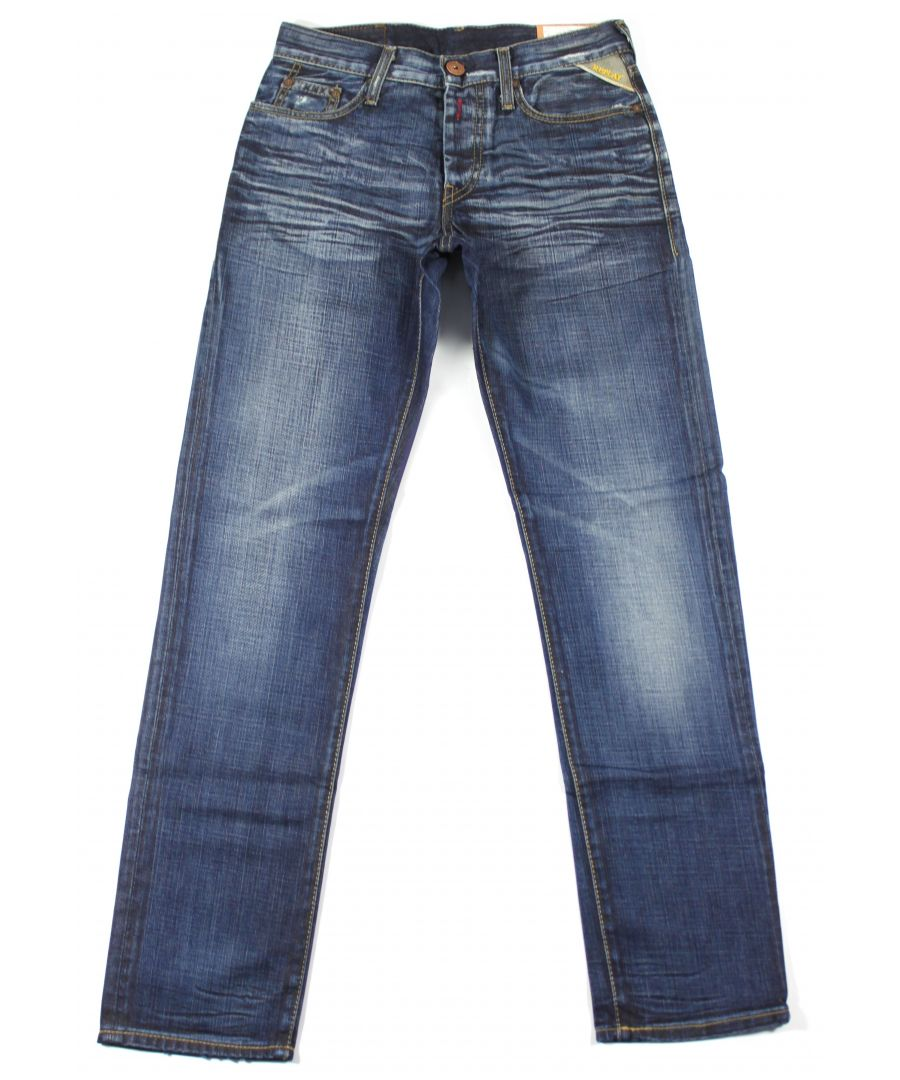 Image for Replay MV942A Thuban Jeans