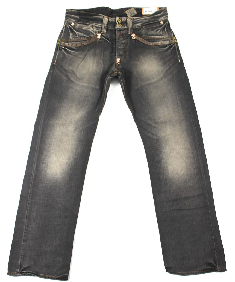 Image for Replay MV943B Original Reg Jeans