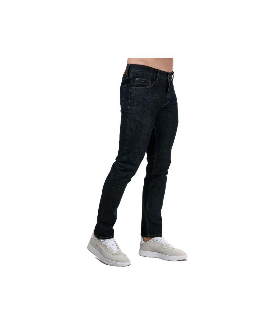 Image for Men's Tommy Hilfiger Bleeker Slim Fit Jeans Denim 36Lin Denim
