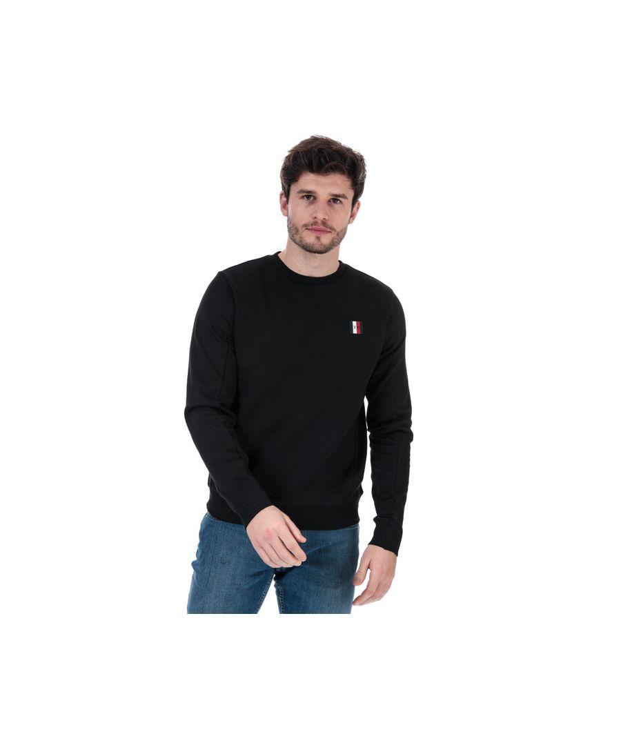 Image for Men's Tommy Hilfiger Modern Sweatshirt in Black