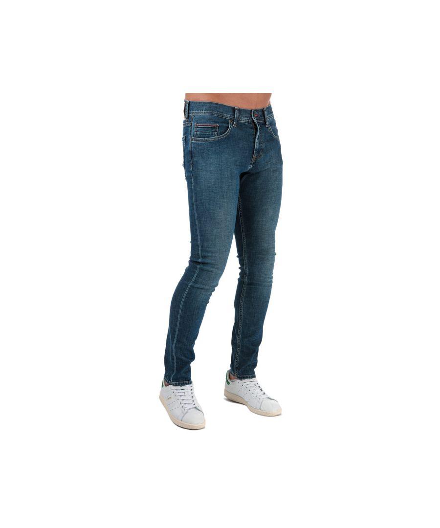 Image for Men's Tommy Hilfiger Layton Extra Slim Fit Jeans in Blue