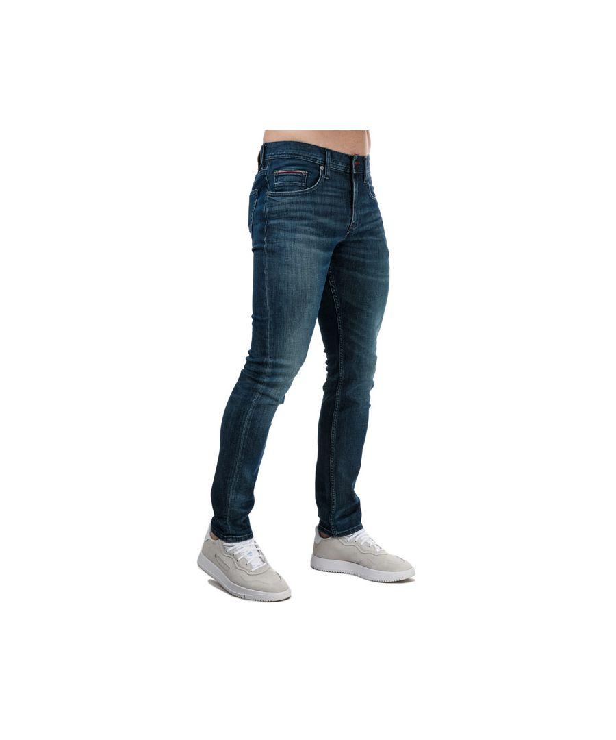 Image for Tommy Hilfiger Men's Extra Slim Layton Jeans