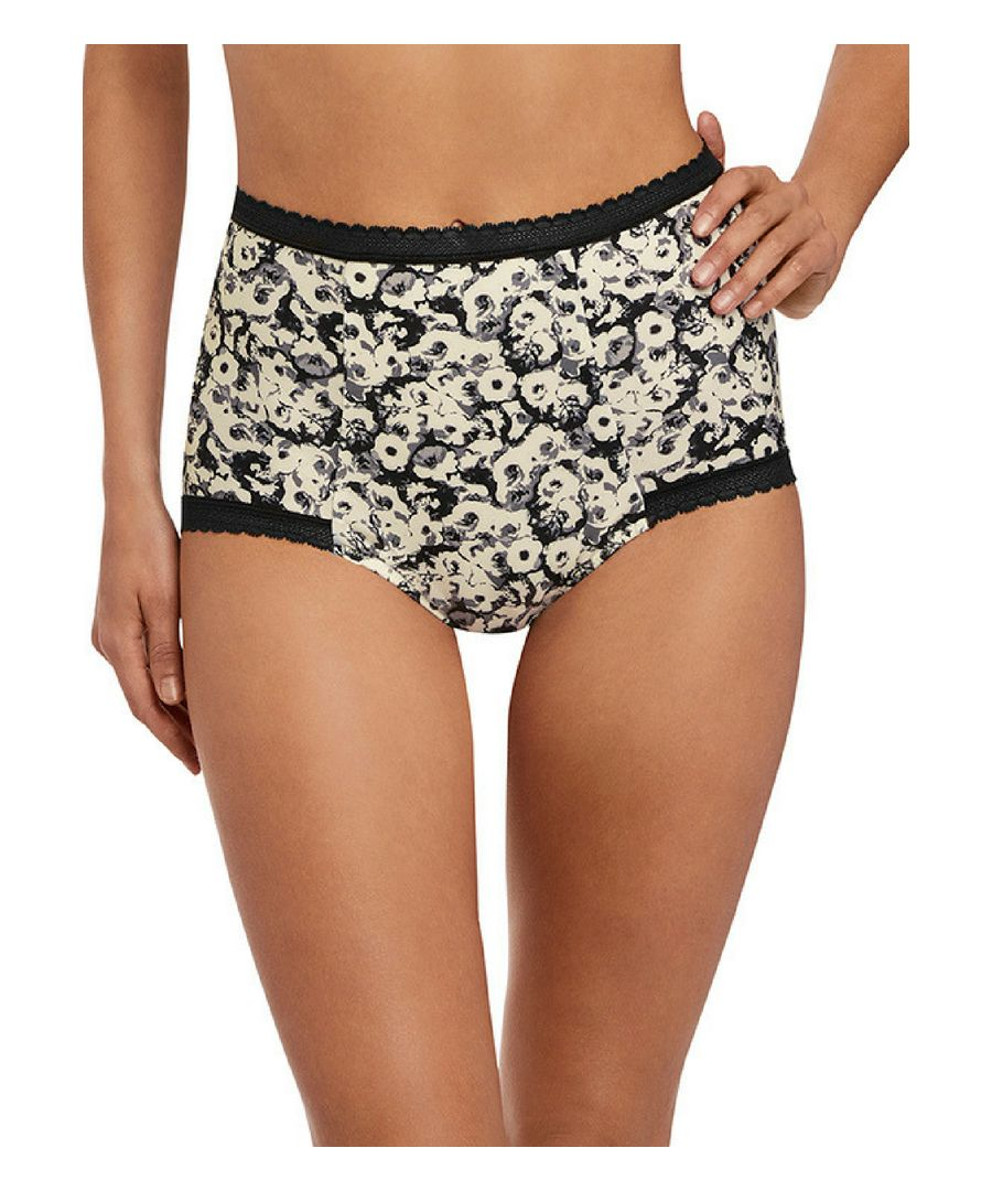 Image for Mya High Waist Brief