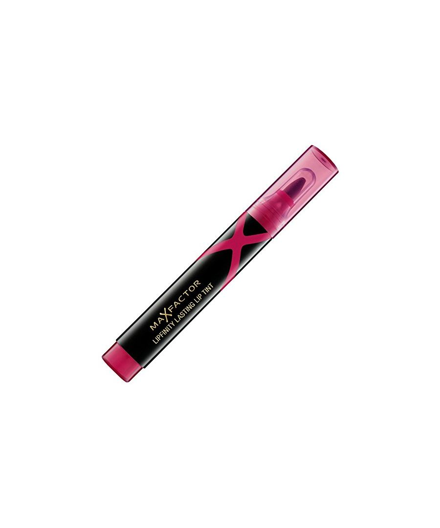Image for Max Factor Lipfinity Lasting Lip Tint 2.5g -  02 Mystical Mauve