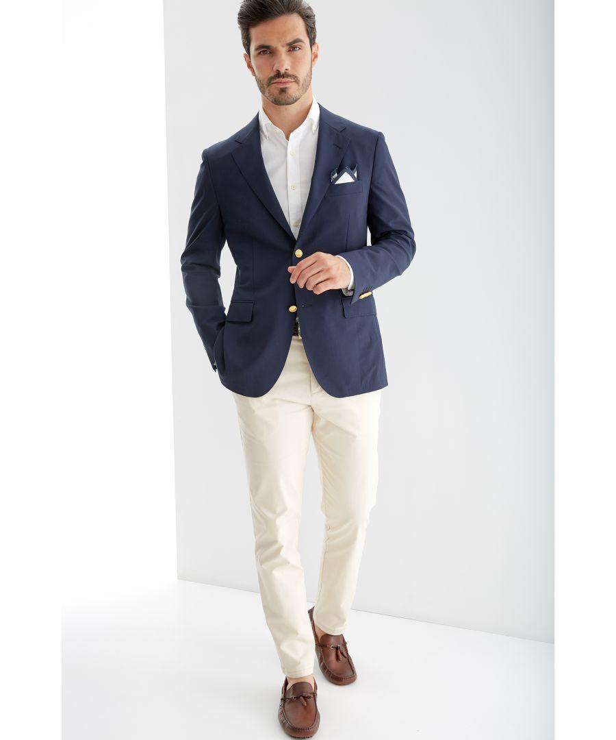 Image for Men s Regular Fit Classic Blazer