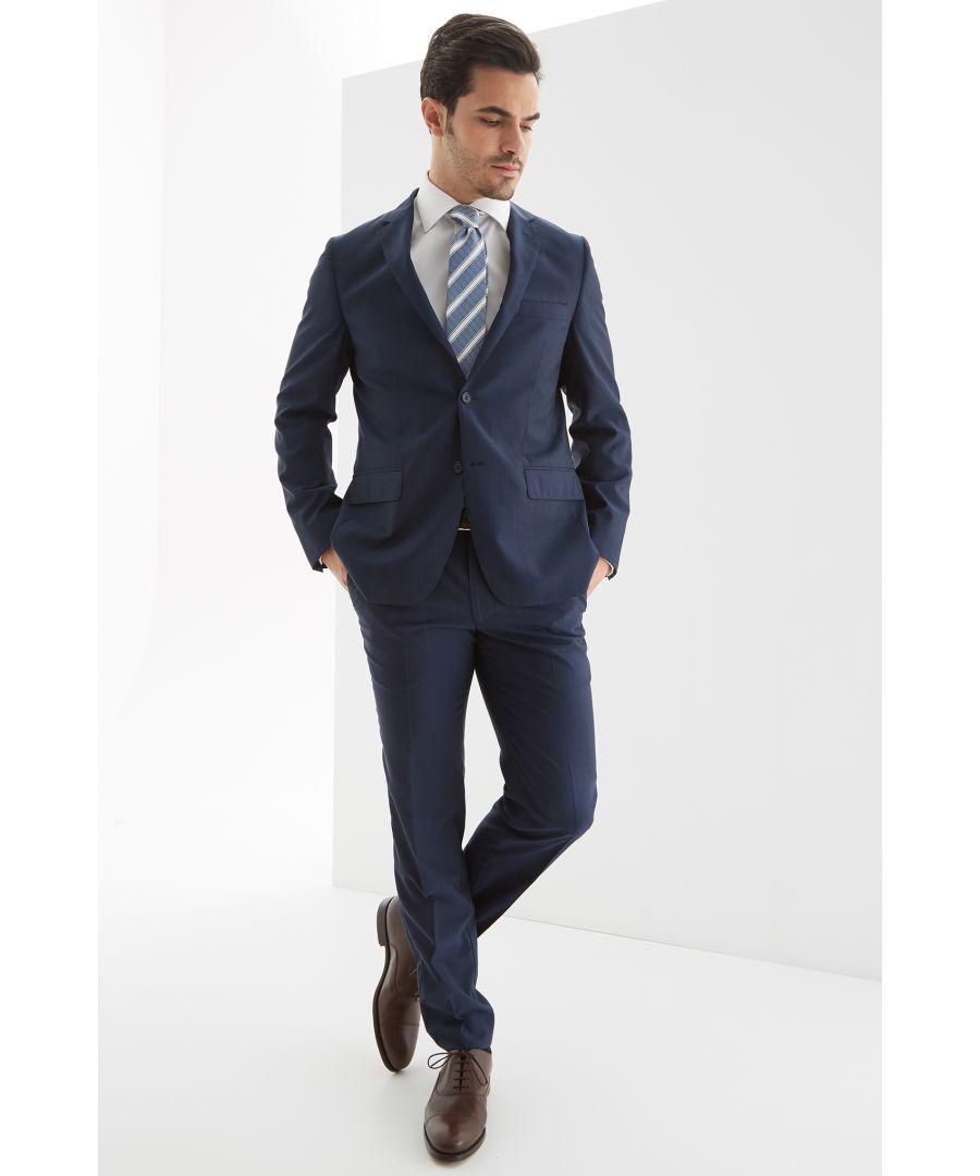 Image for Men s Slim Fit Classic Suit.