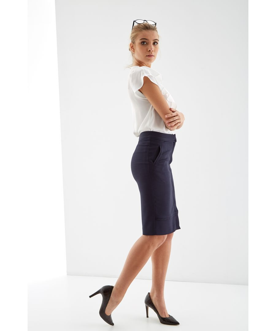 Image for Women s Slim Fit Skirt