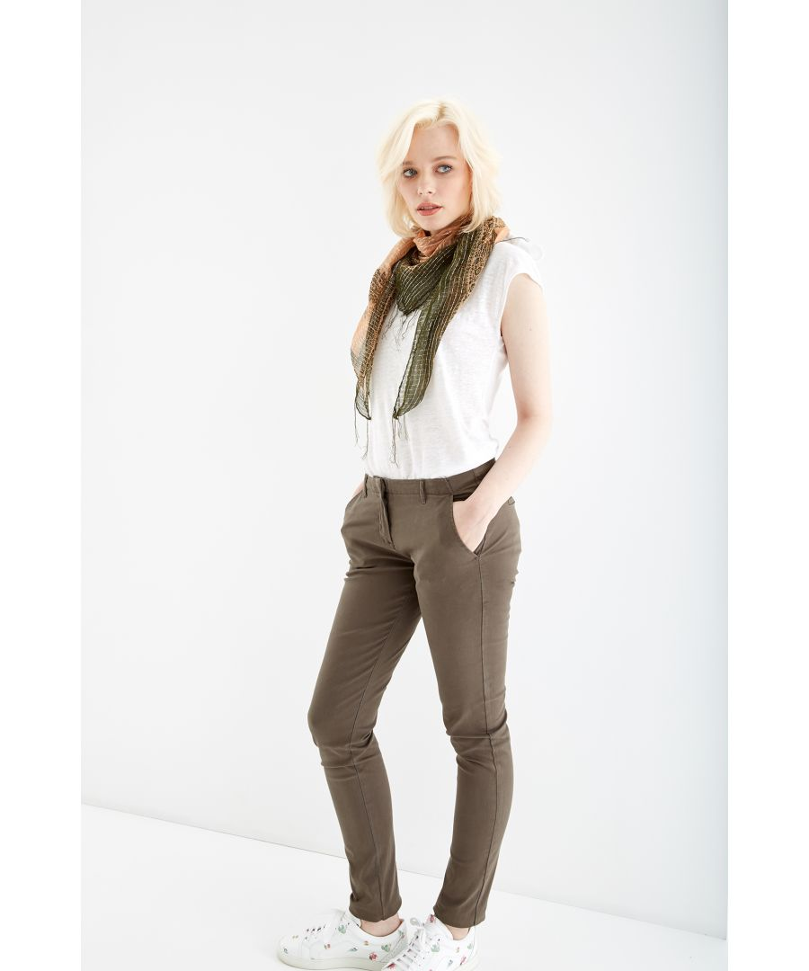 Image for Women s Chino Trousers