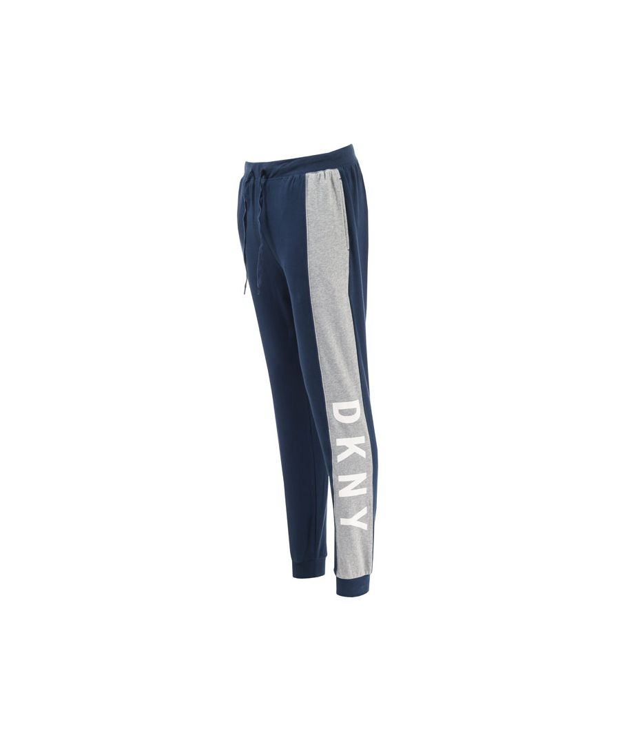 Image for Men's DKNY Broncos Jersey Lounge Pants in Navy