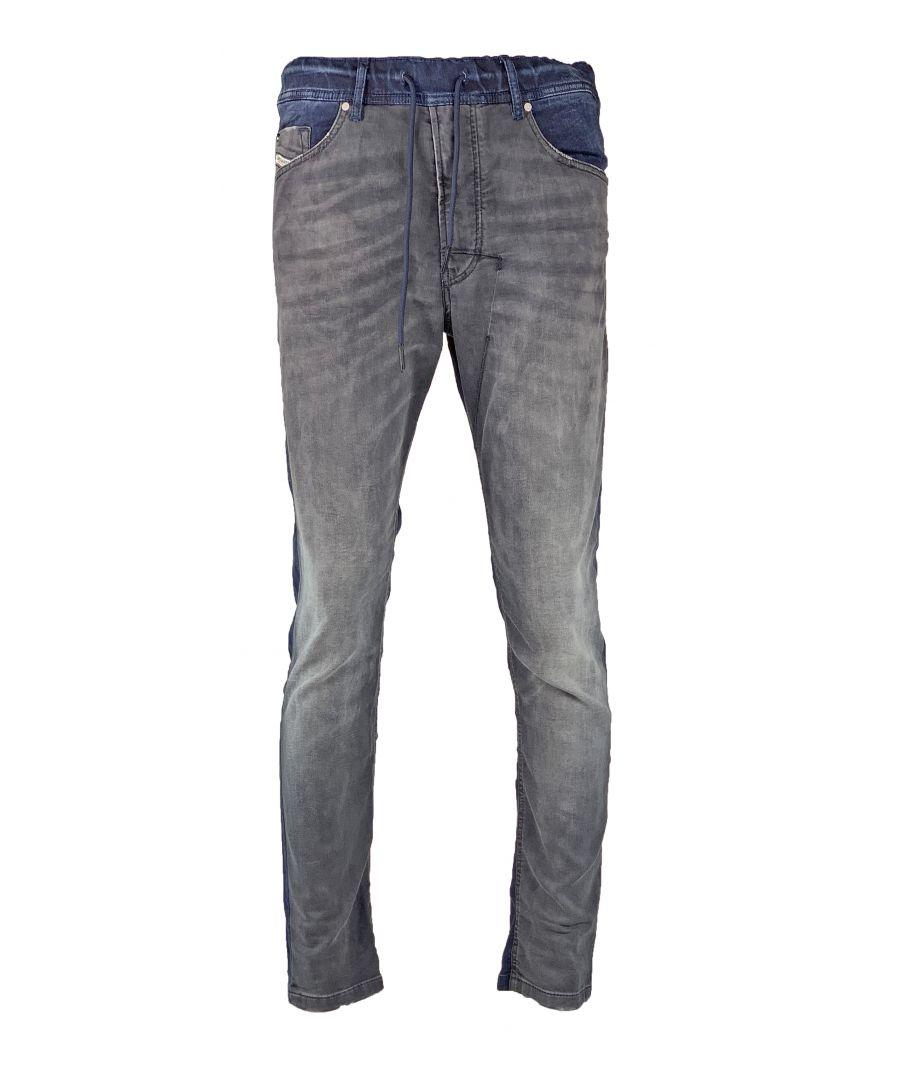 Image for Diesel Narrot-NE Jogg 0668Y Jeans