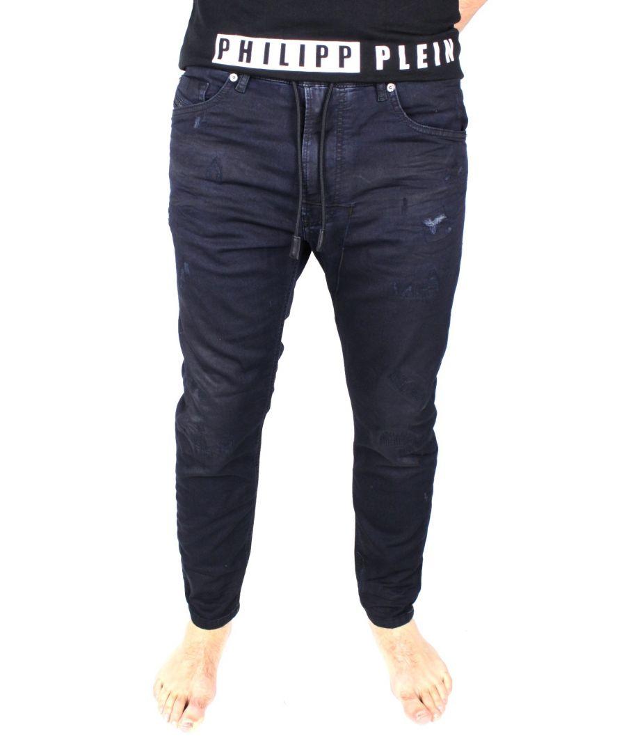 Image for Diesel Narrot-NE Jogg 0680G Jeans