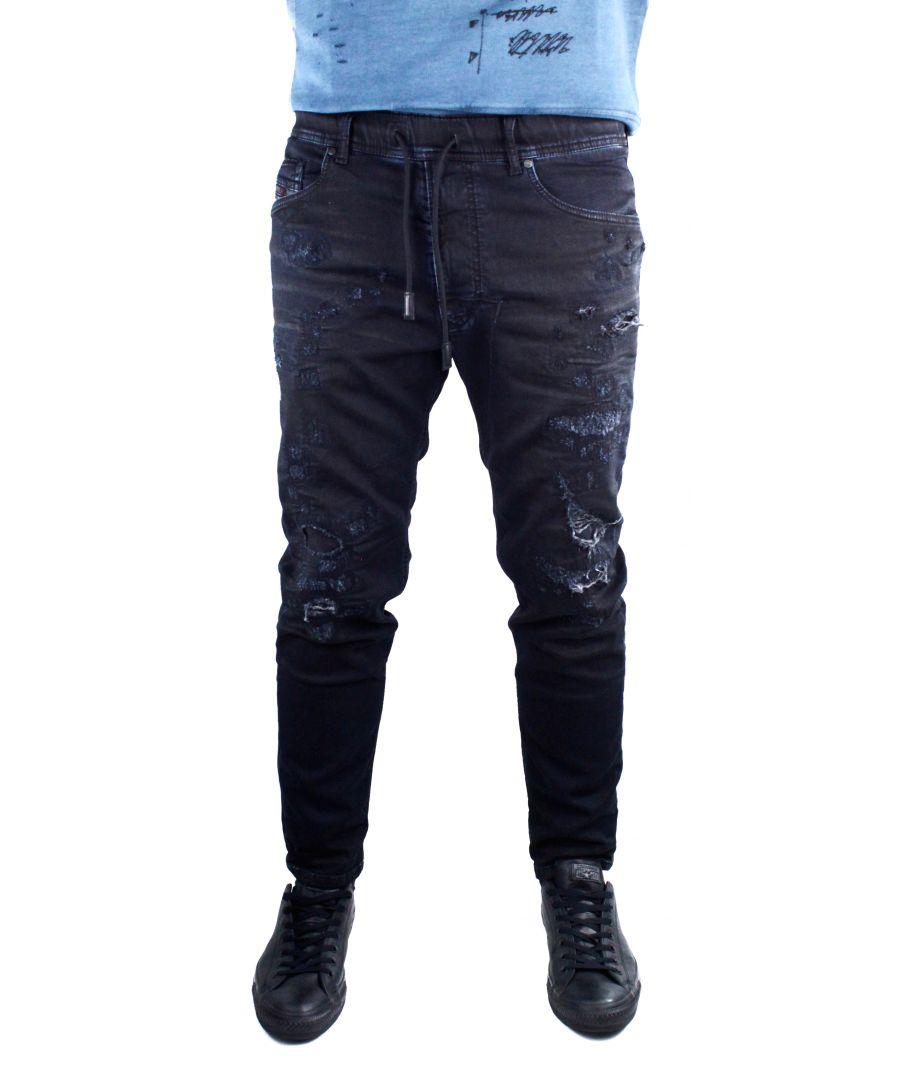 Image for Diesel Narrot-NE Jogg 0849K Jeans