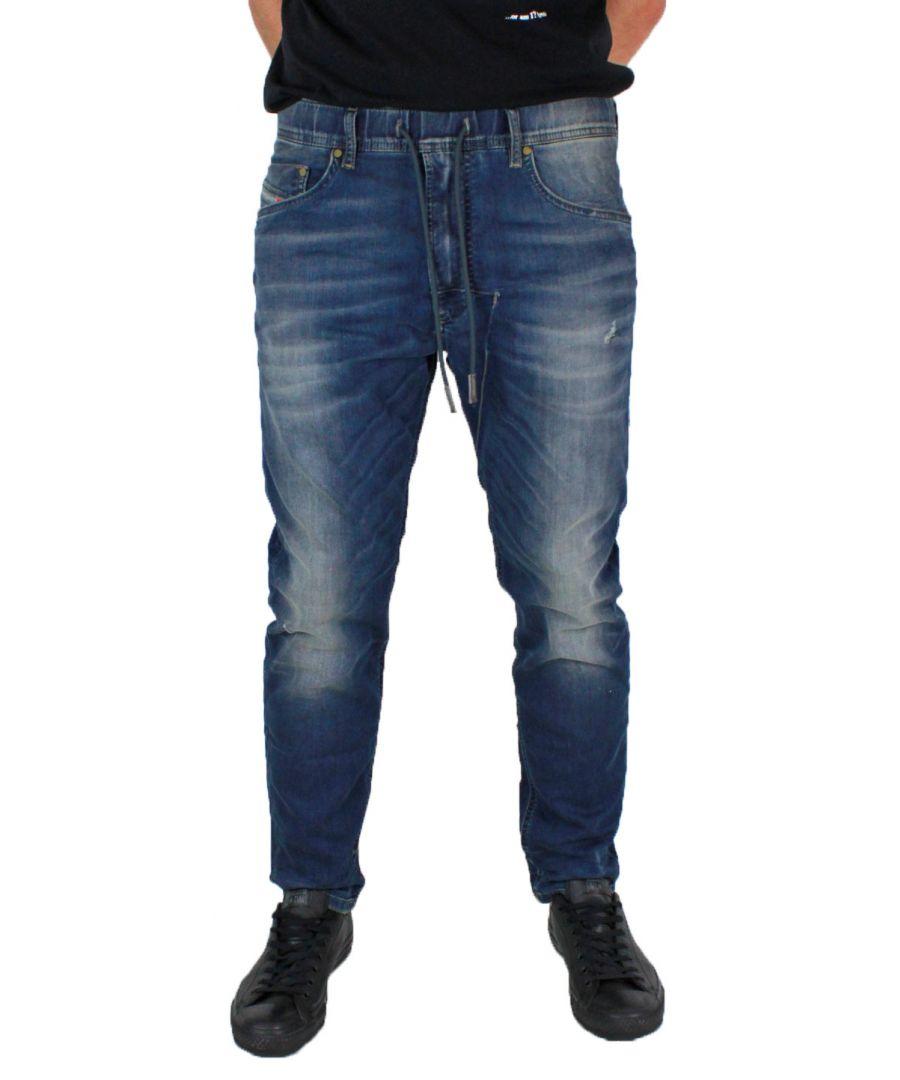 Image for Diesel Narrot-NE Jogg 0857X Jeans