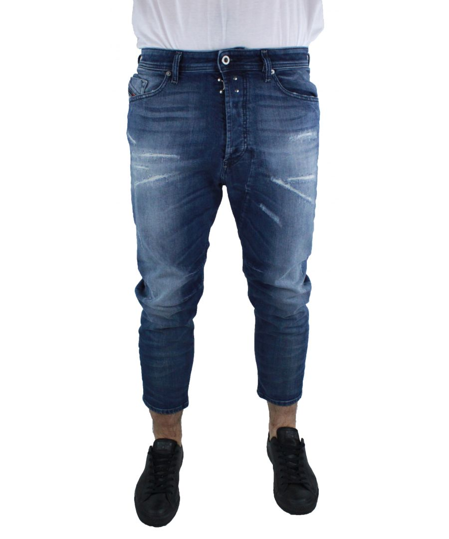 Image for Diesel Narrot 084QW Jeans