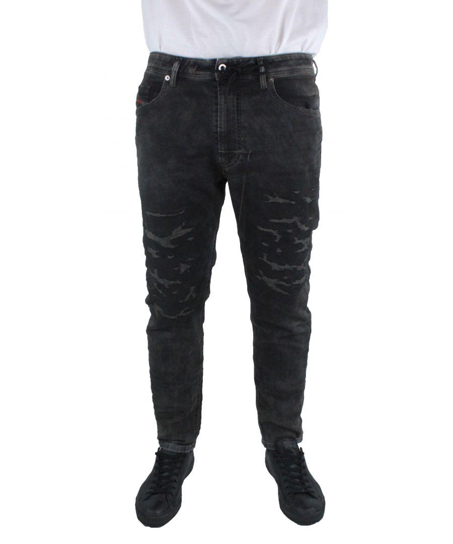 Image for Diesel Narrot CB-NE Jogg 0688M Jeans