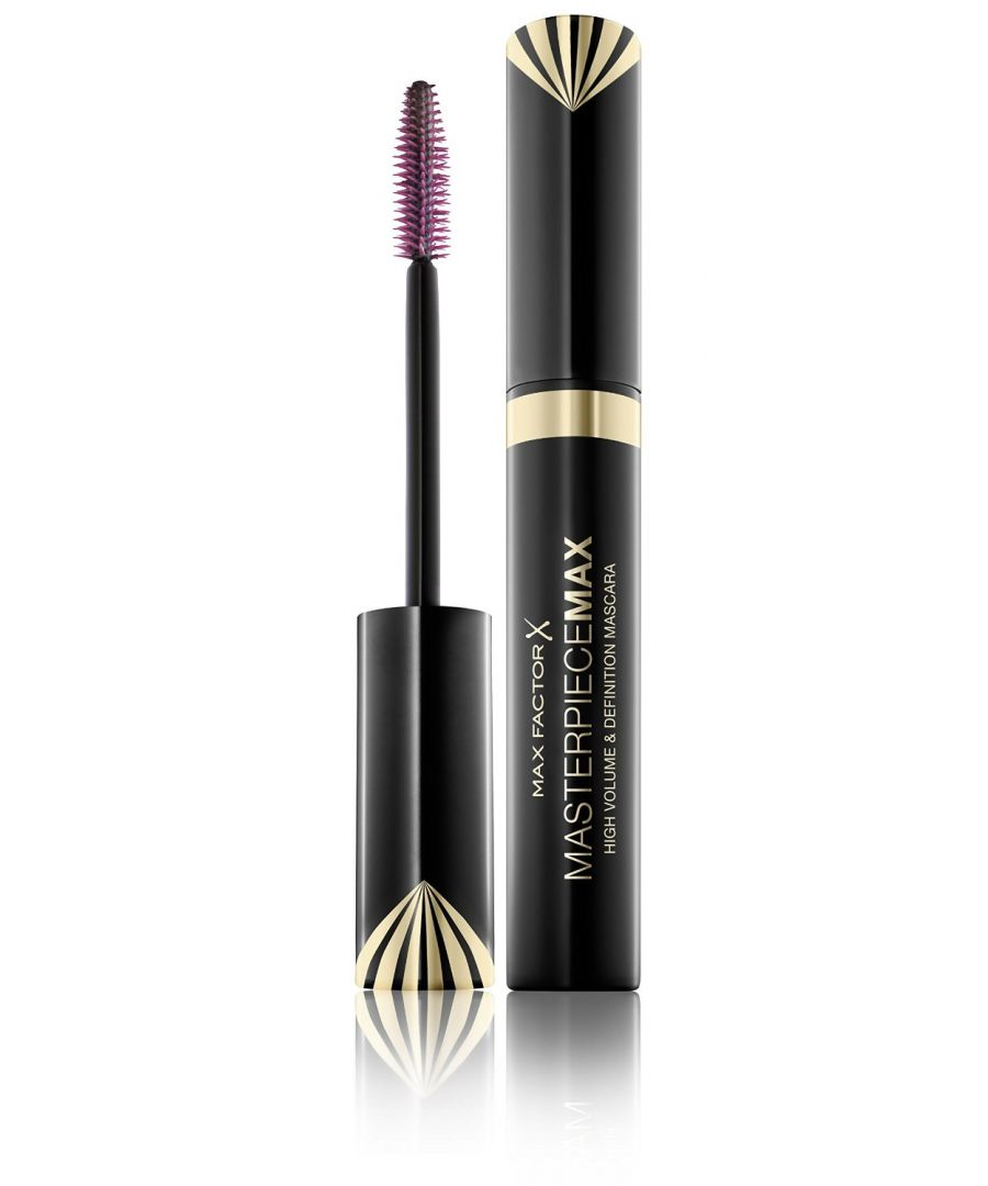 Image for Max Factor Masterpiece Max High Volume & Definition Mascara Black 7.2ml New