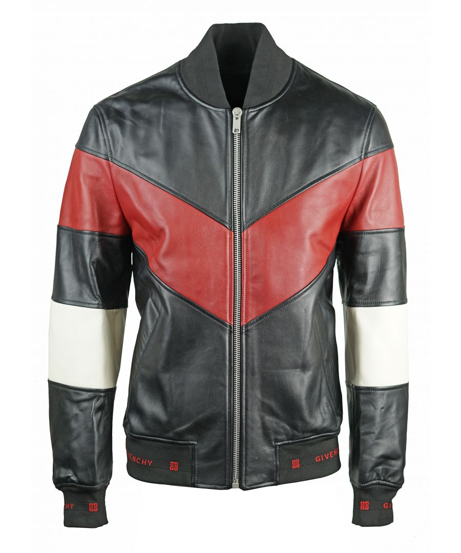 Image for Givenchy BM00536003 001 Mens Jacket