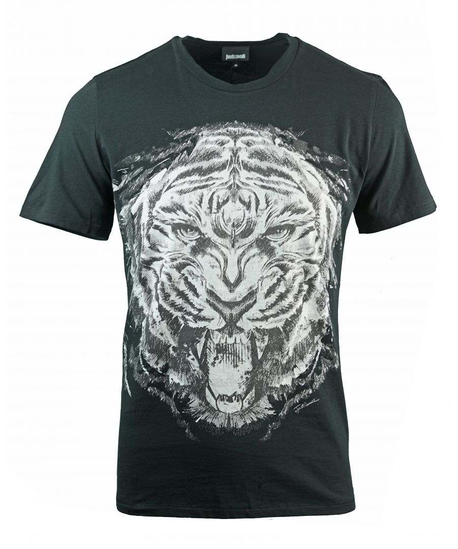 Image for Just Cavalli S01GC0473 N20663 900 T-Shirt
