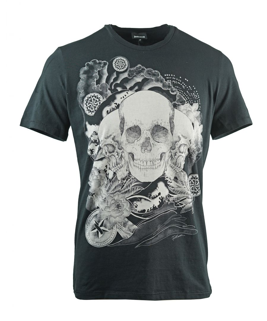 Image for Just Cavalli S01GC0474 N20663 900 T-Shirt