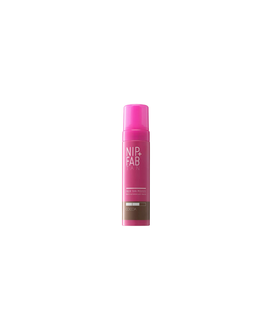 Image for NIP+FAB Faux Tan Mousse 150ml - Cocoa