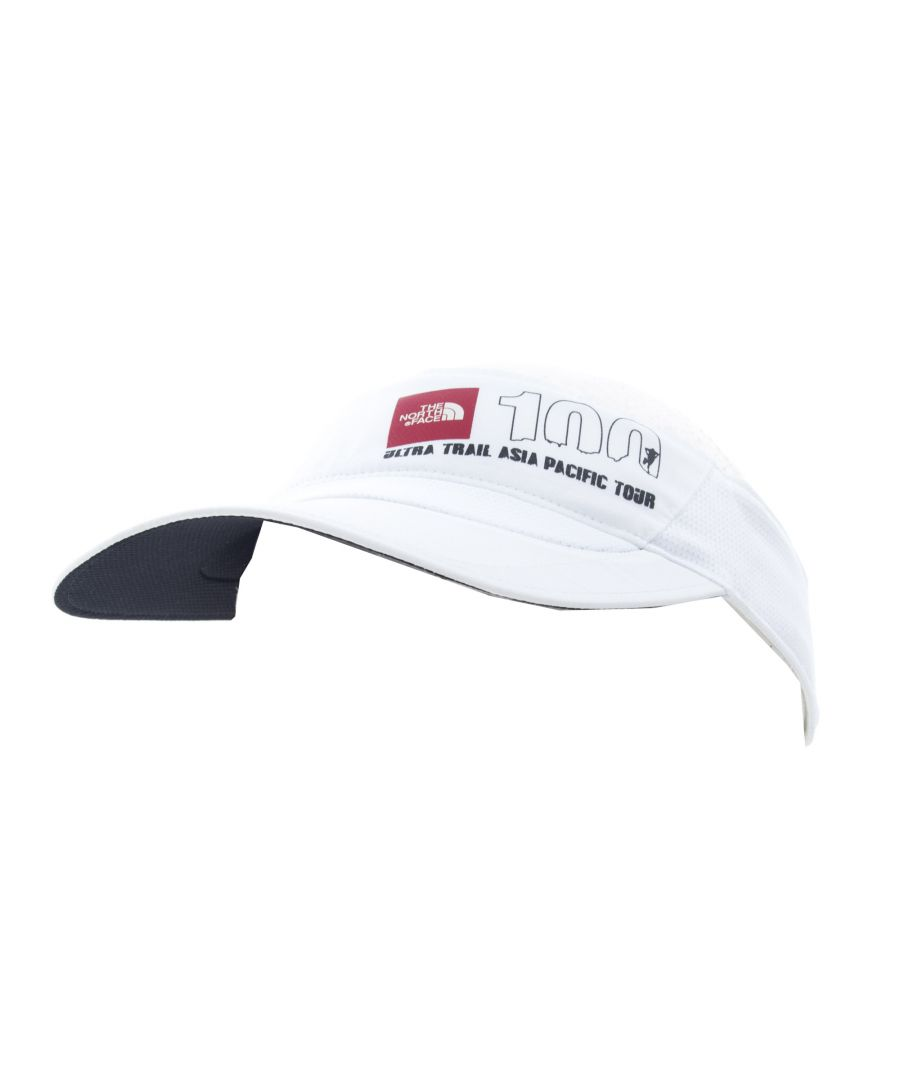 Image for The North Face Ultra Trail 100 Running Visor White - L/XL