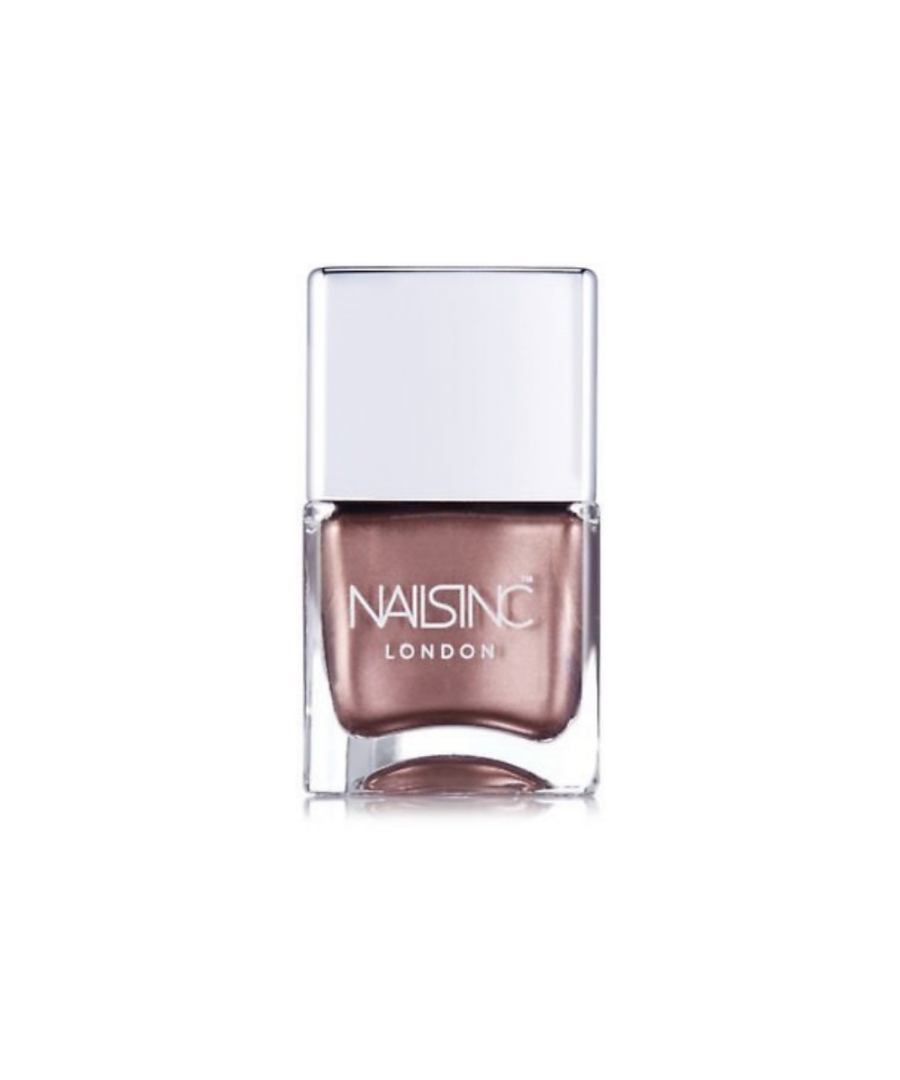 Image for Nails Inc London Nail Polish 14ml - Don't Touch - I'm Precious