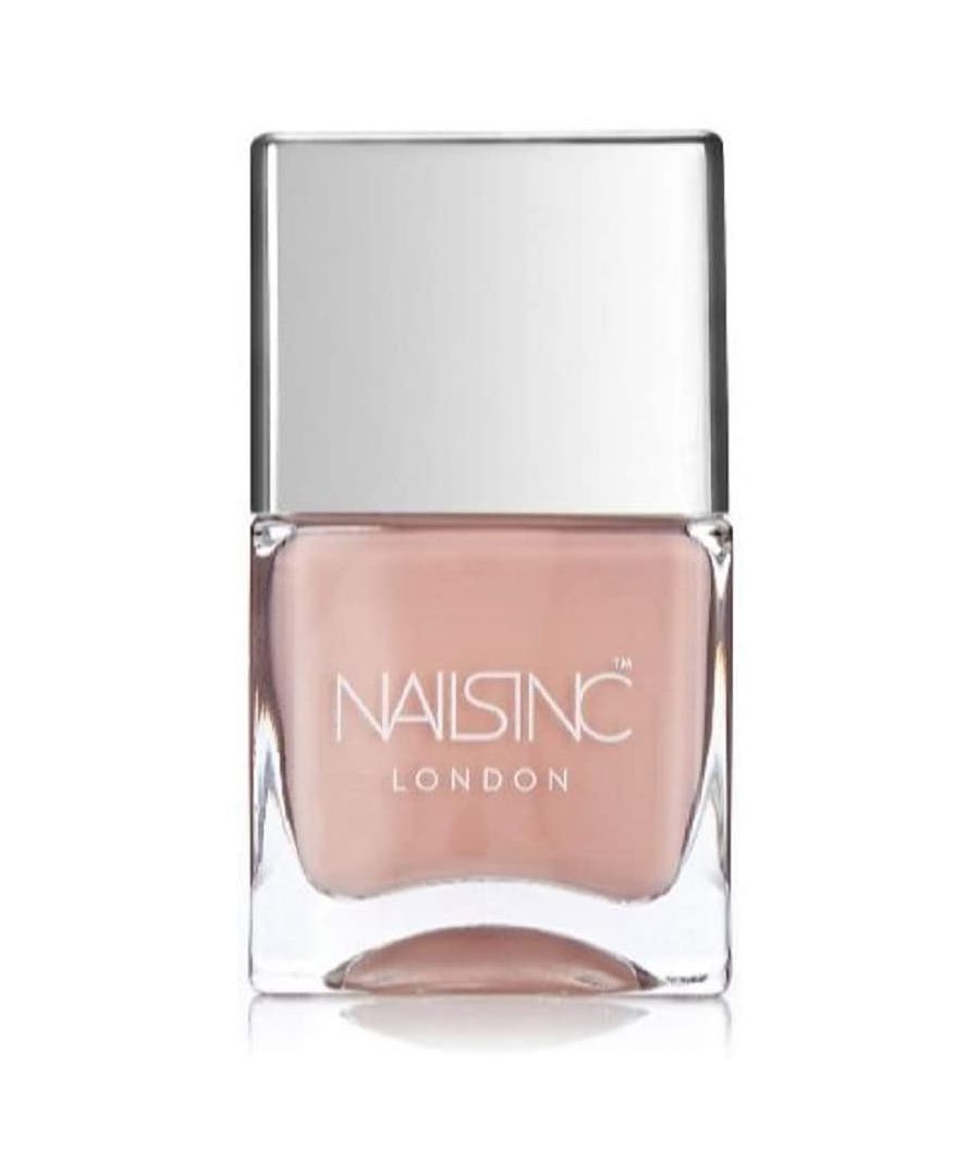 Image for Nails Inc London Nail Polish 14ml - Make An Understatement