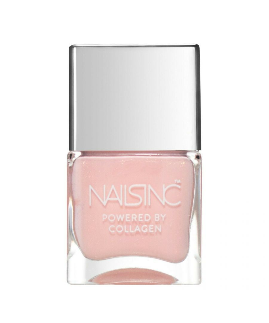 Image for Nails Inc London Nail Polish 14ml - Conceal and Reveal