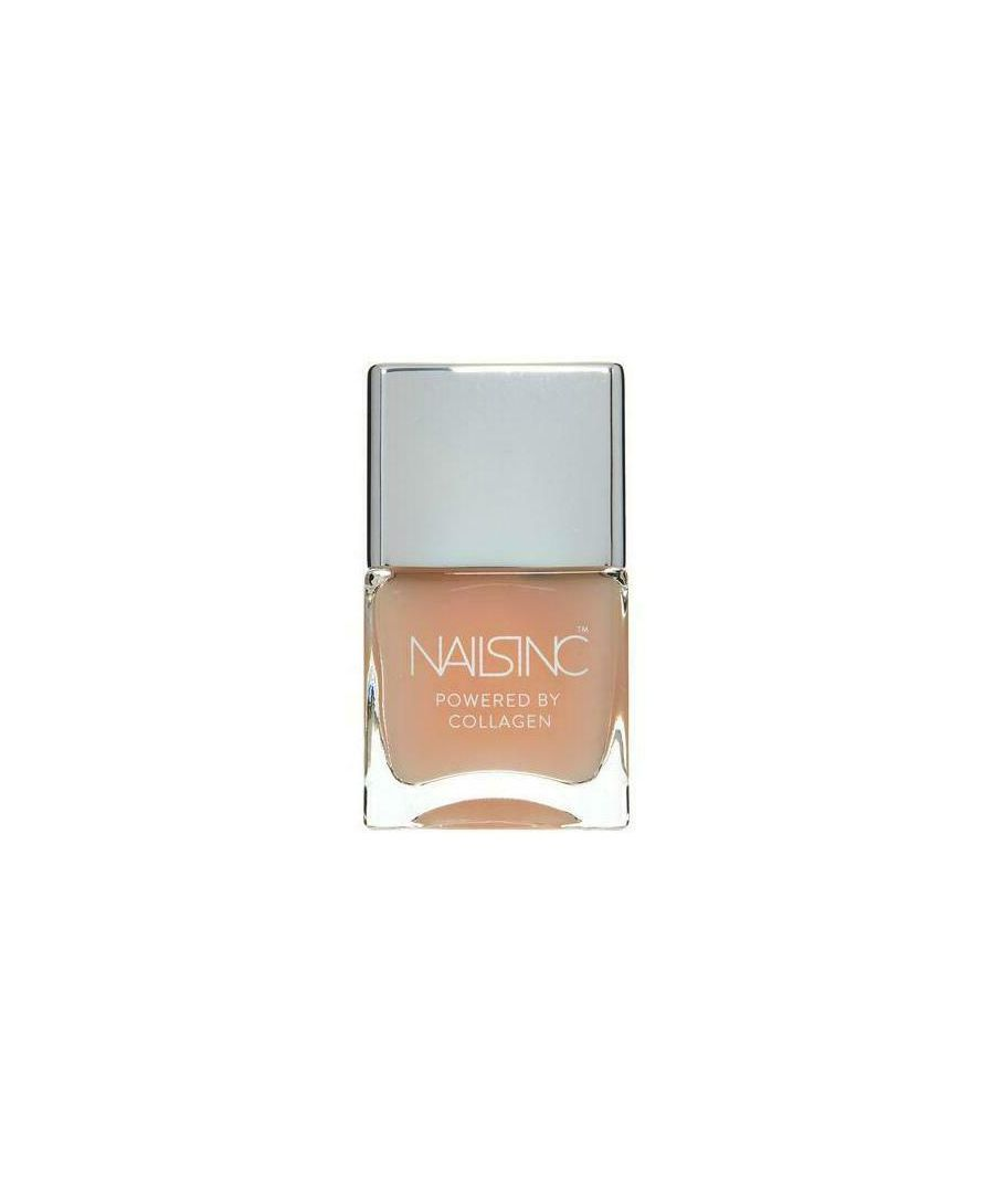 Image for Nails Inc London Nail Overnight Detox Repair Mask 14ml