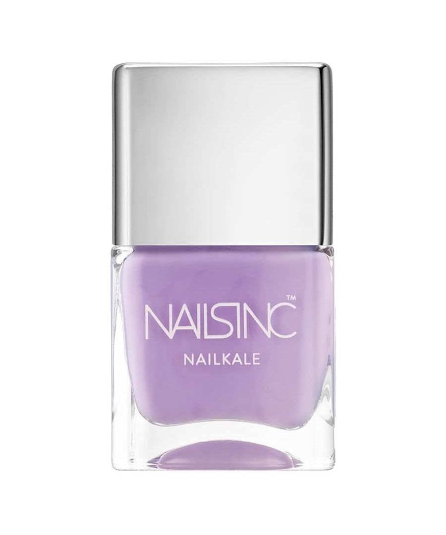 Image for Nails Inc Nailkale Nail Polish 14ml - Abbey Road