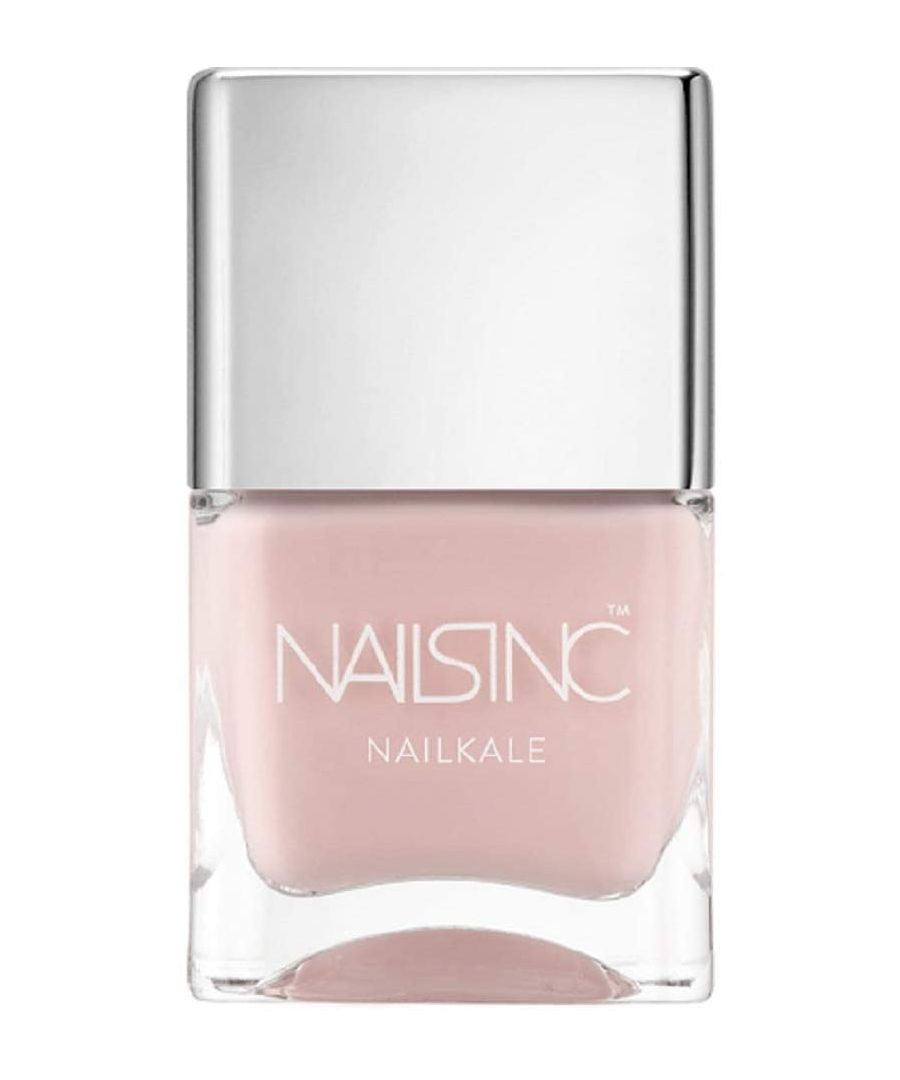 Image for Nails Inc Nailkale Nail Polish 14ml - South Molton Street