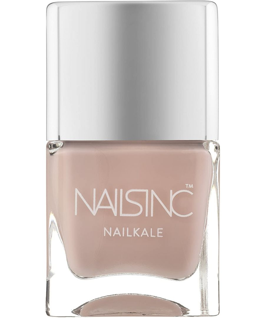 Image for Nails Inc Nailkale Nail Polish 14ml - Mayfair Lane
