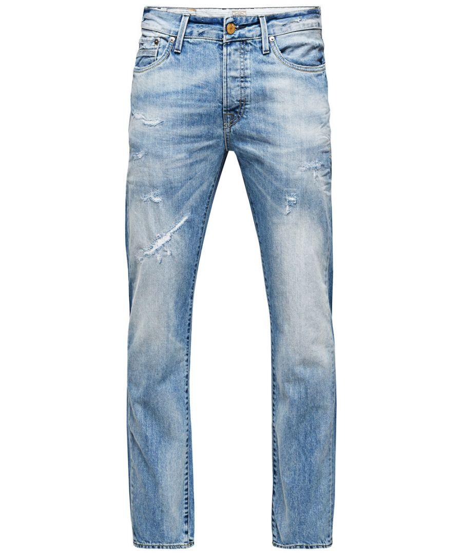 Image for Jack and Jones Nick Vintage BL 277 Jeans
