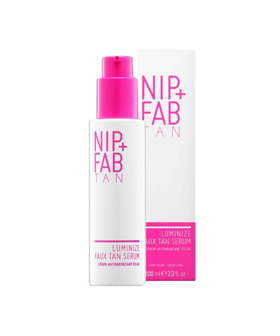 Image for NIP+FAB Luminize Faux Tan Serum 100ml