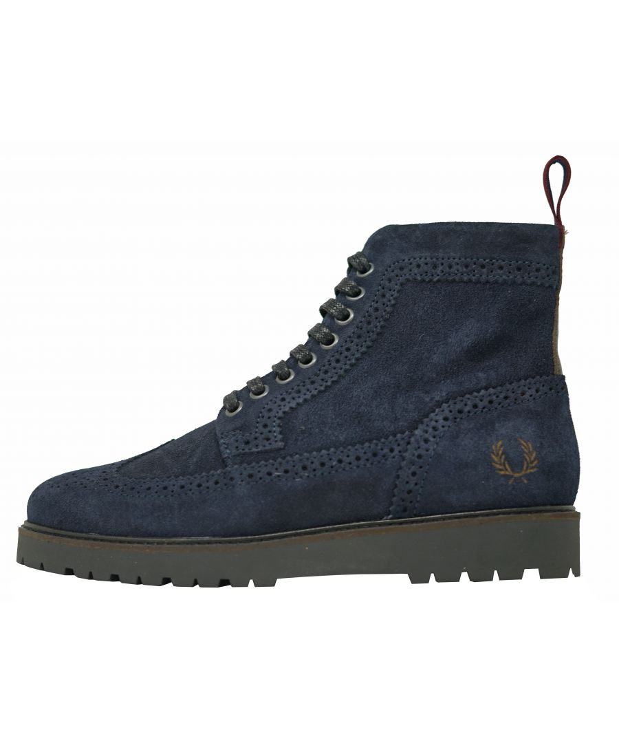 Image for Fred Perry B2274 608 Northgate Boot